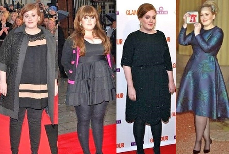 adele lose weight photo - 1