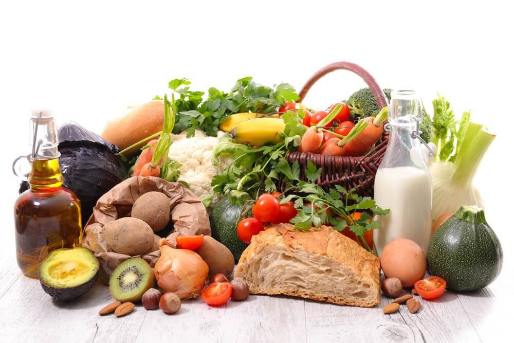balanced diet to lose weight photo - 1