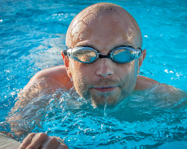best swimming exercises to lose weight photo - 1