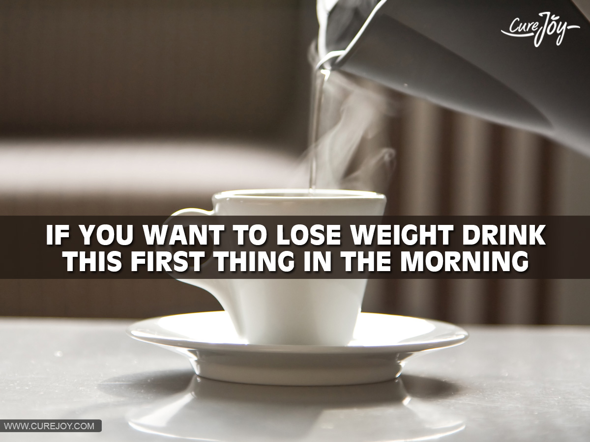 best thing to drink to lose weight photo - 1