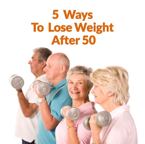 best way to lose weight after 50 photo - 1