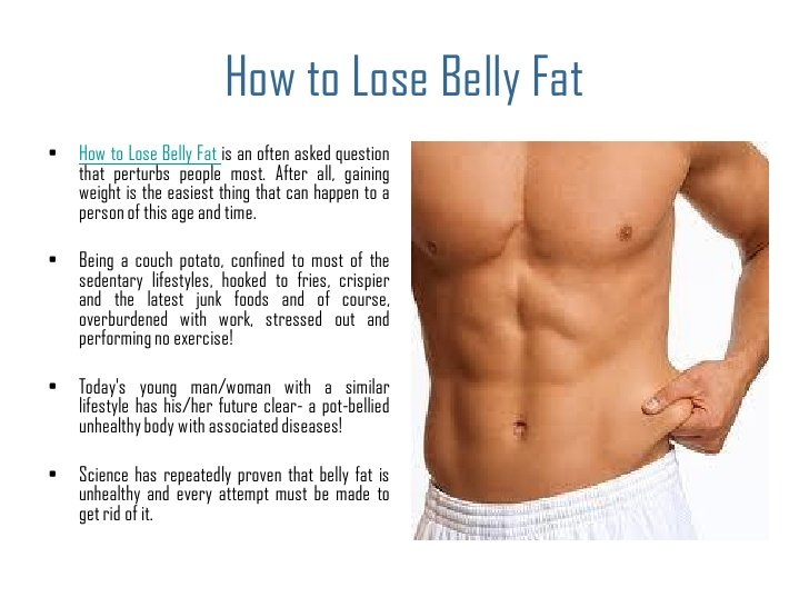 best way to lose weight for men photo - 1
