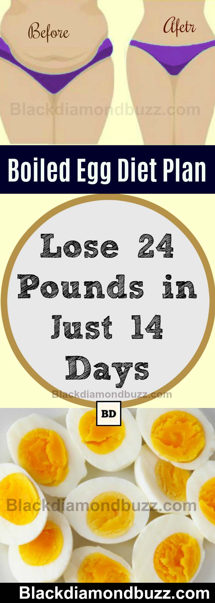 boiled egg diet to lose weight photo - 1