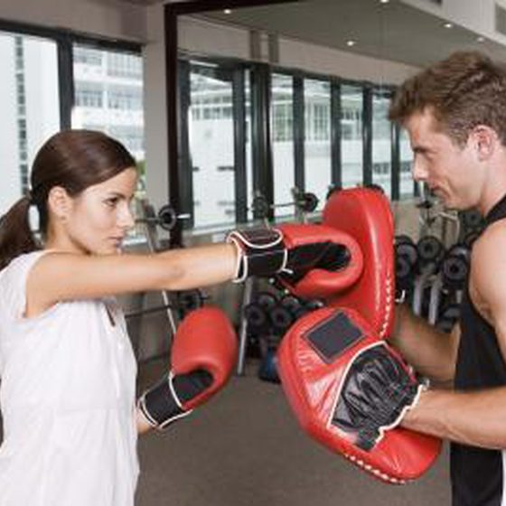 boxing to lose weight photo - 1