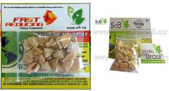 brazilian seed to lose weight side effects photo - 1