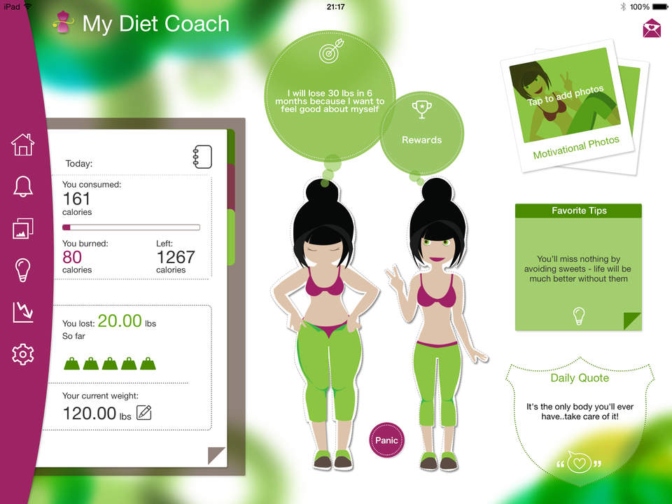 calorie counter to lose weight app photo - 1