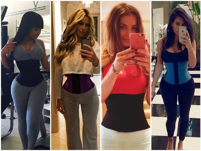can a waist trainer help you lose weight photo - 1