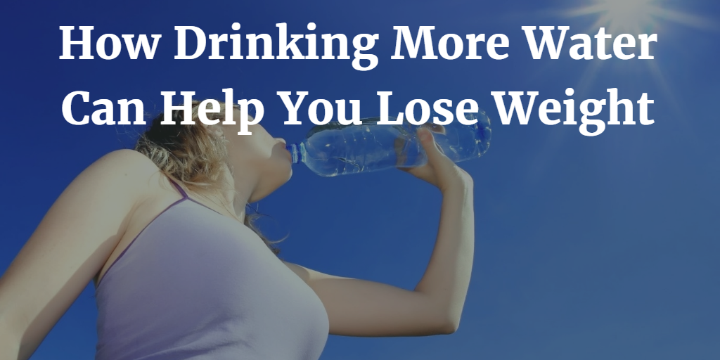 can i lose weight by drinking water photo - 1