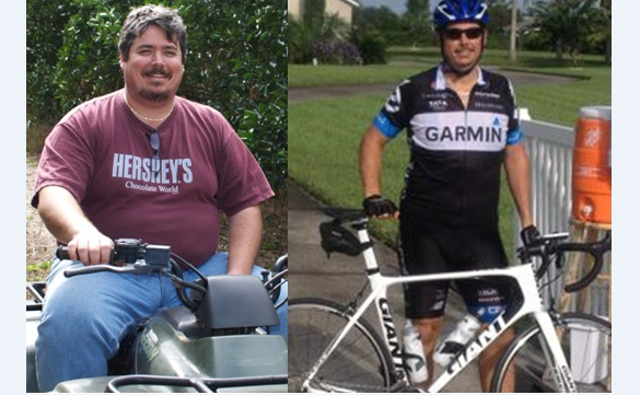 can you lose weight by biking photo - 1