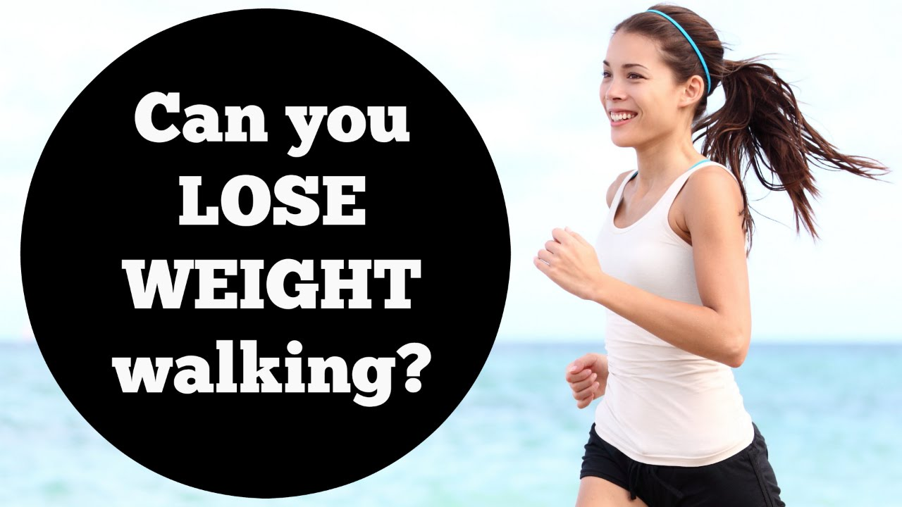 can you lose weight from walking photo - 1