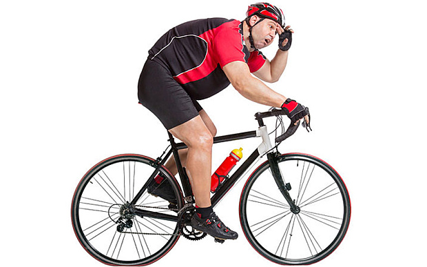 can you lose weight riding a bike photo - 1
