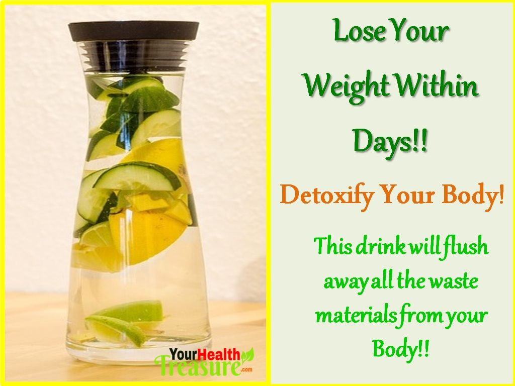 detox bath recipe to lose weight photo - 1