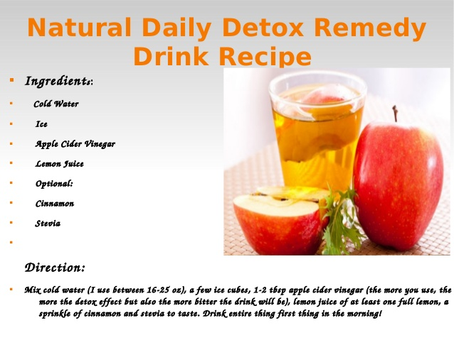 detox drinks to lose weight photo - 1