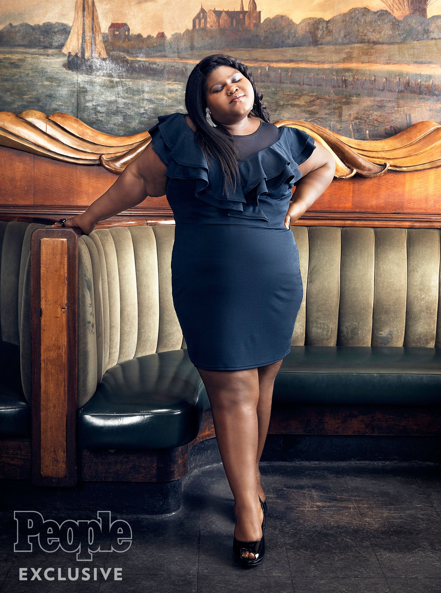 did gabourey sidibe lose weight photo - 1