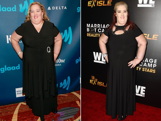 did mama june lose weight photo - 1
