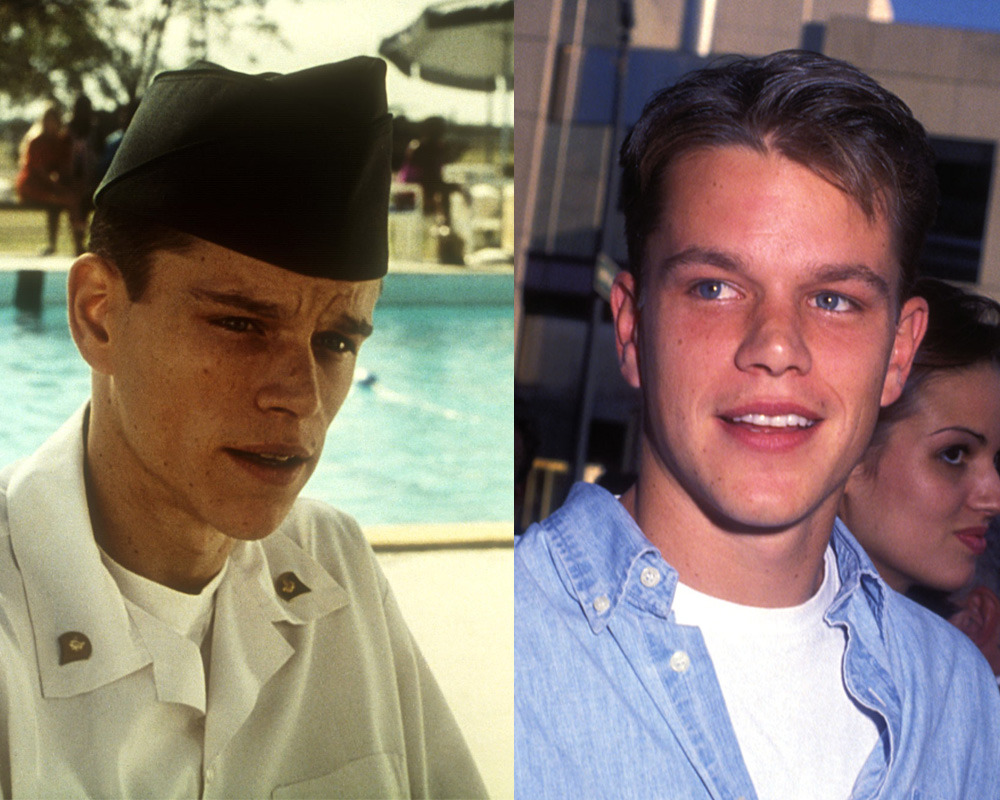 did matt damon lose the weight photo - 1