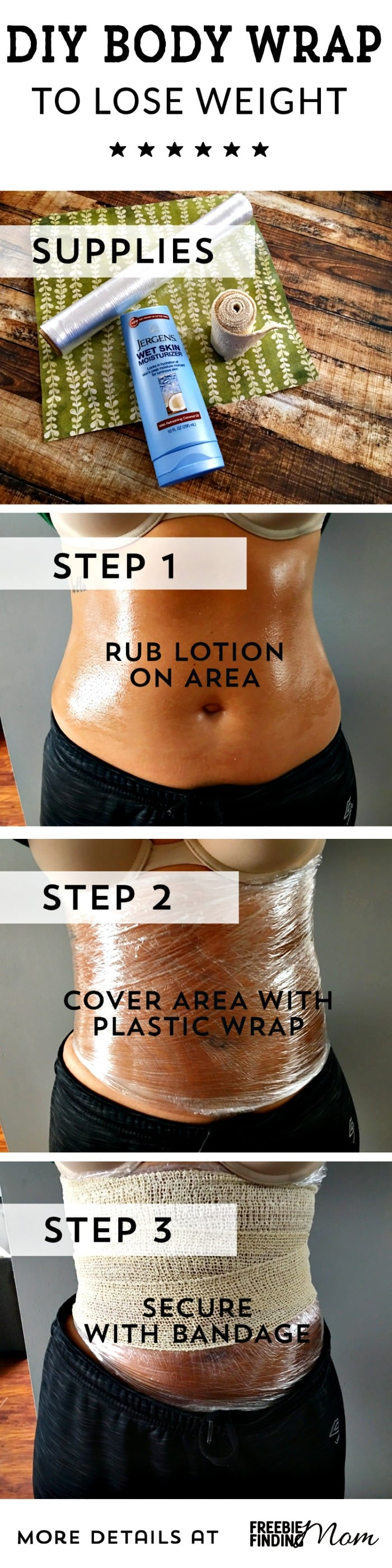 diy body wraps to lose weight photo - 1