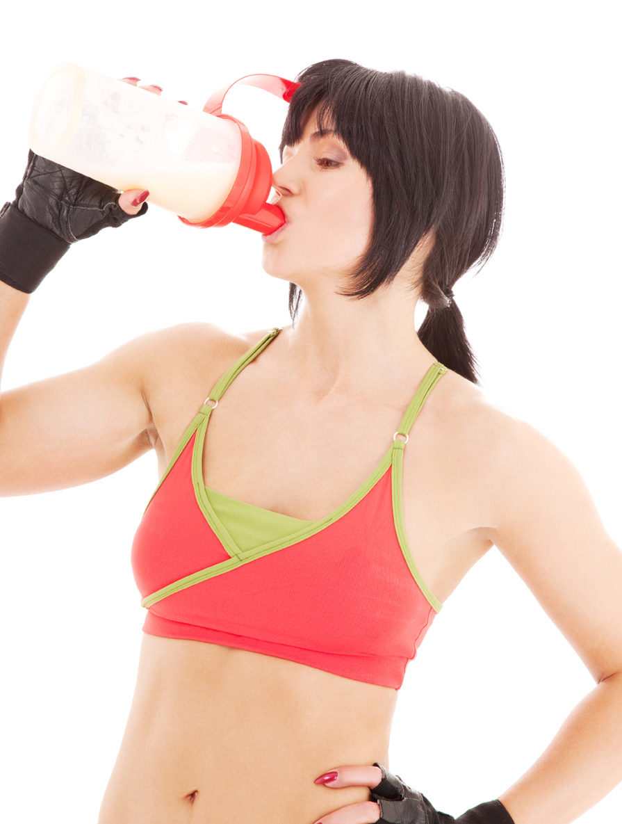do protein shakes make you lose weight photo - 1