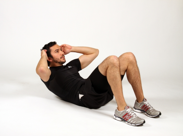 do sit ups help you lose weight photo - 1
