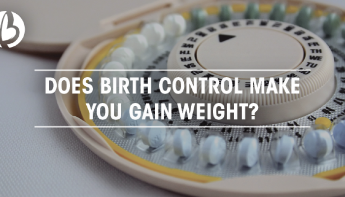 does birth control make you lose weight photo - 1