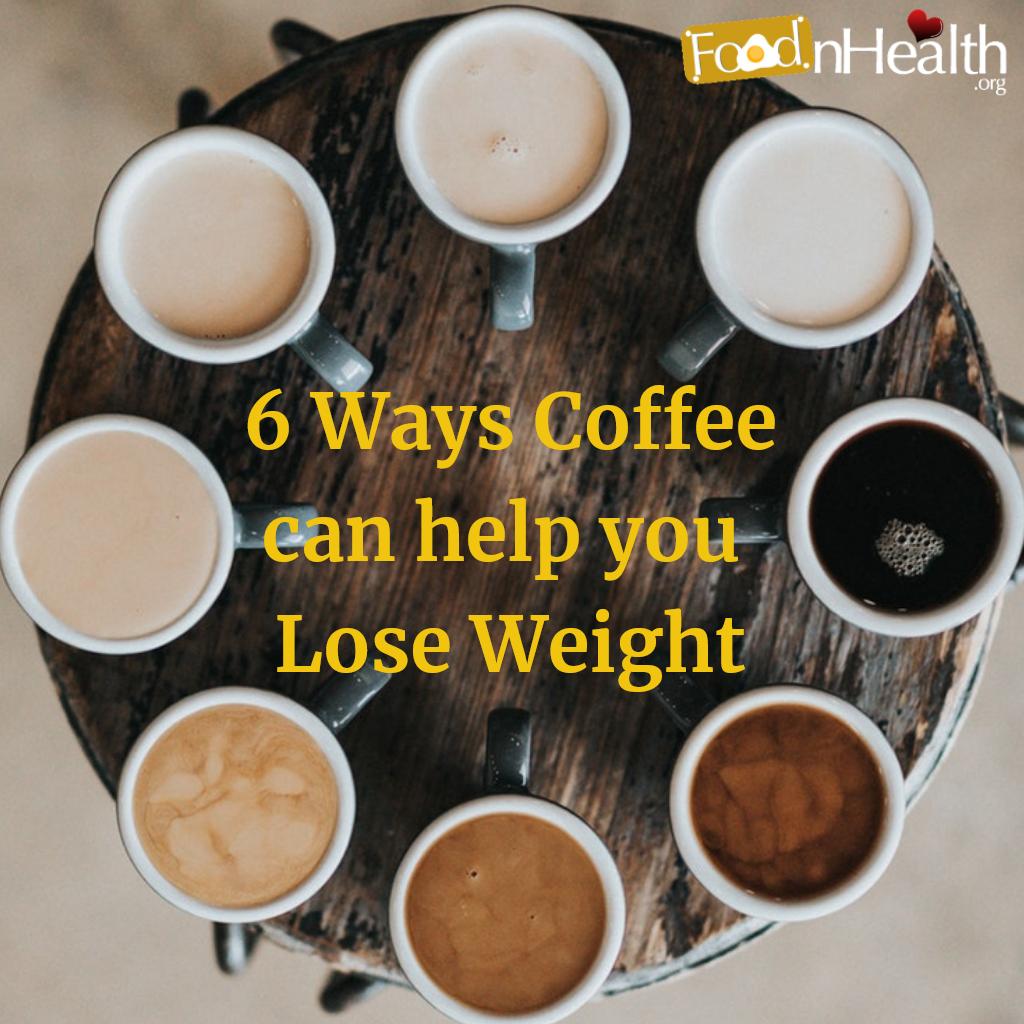does drinking coffee help you lose weight photo - 1