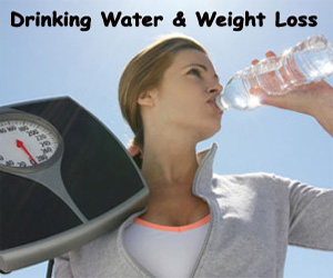 does drinking lots of water help lose weight photo - 1
