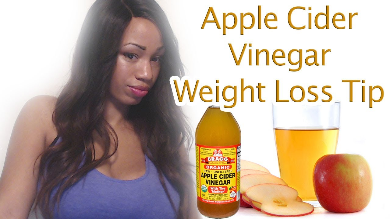 does organic apple cider vinegar help you lose weight photo - 1