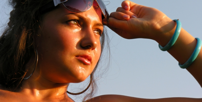 does sweat help lose weight photo - 1
