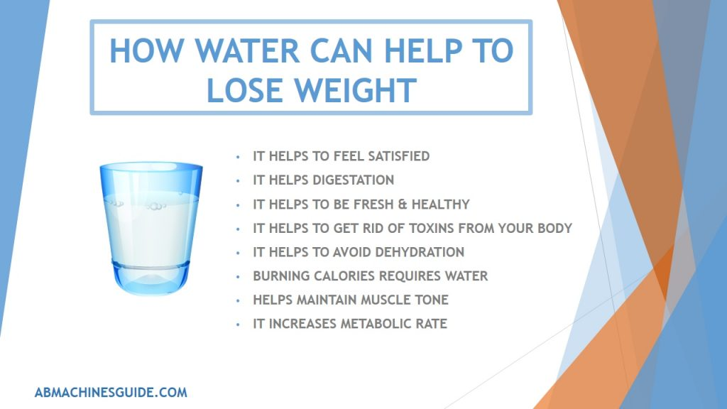 does water help you lose weight photo - 1