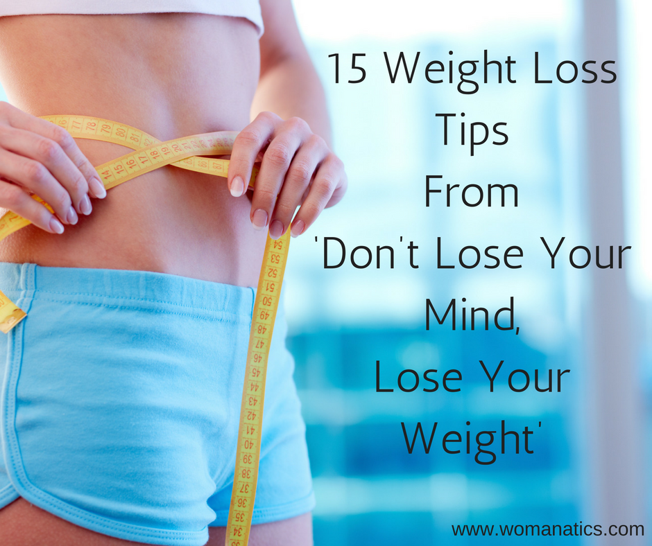 dont lose your mind, lose your weight photo - 1