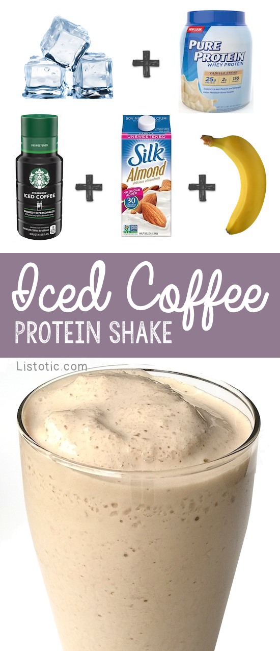 drinking protein shakes to lose weight photo - 1