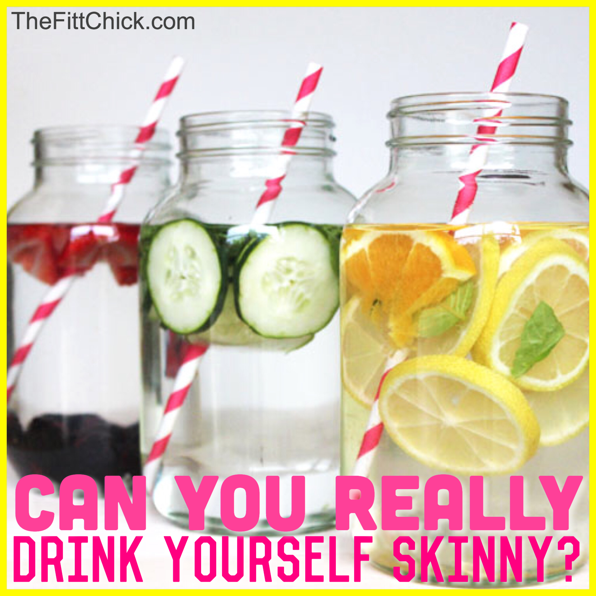 drinks that help lose weight photo - 1