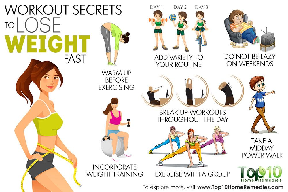 exercise to lose weight fast at home in 10 days photo - 1