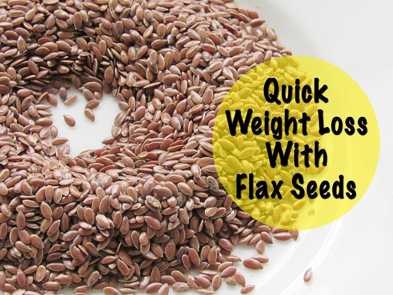 flaxseed to lose weight photo - 1