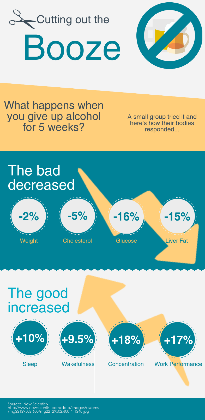 giving up alcohol to lose weight photo - 1
