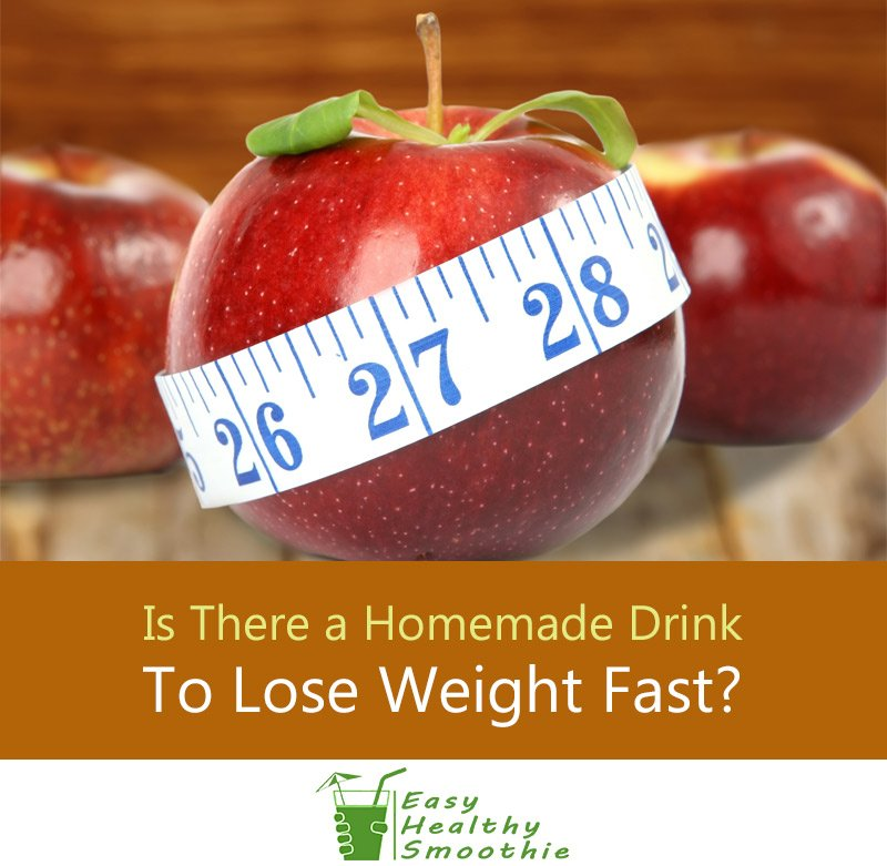 homemade drink to lose weight photo - 1
