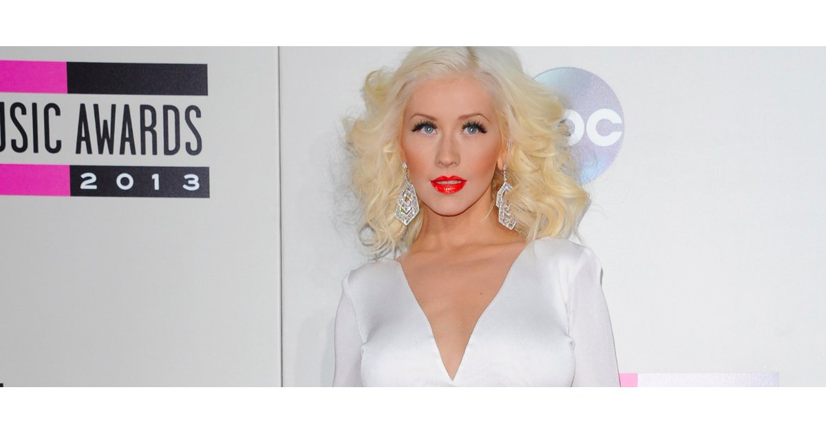 how did christina aguilera lose weight photo - 1