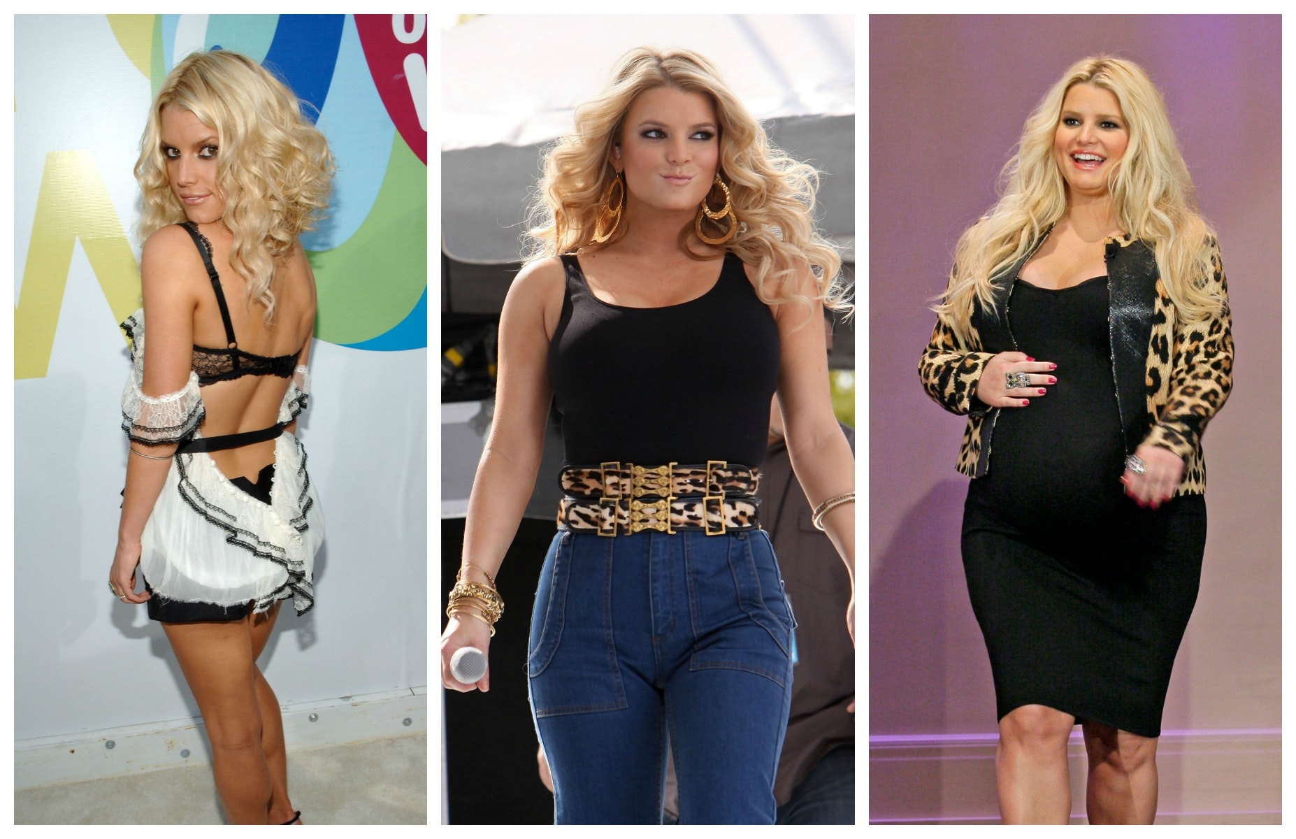 how did jessica simpson lose weight photo - 1