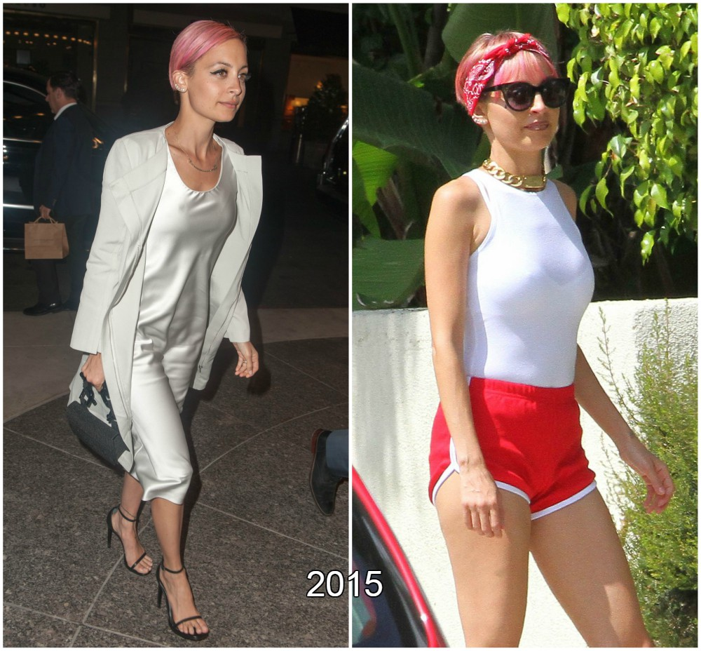 how did nicole richie lose weight photo - 1