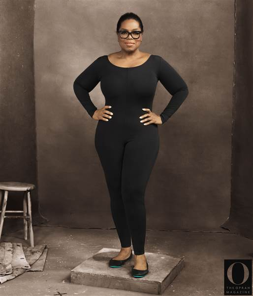 how did oprah lose weight photo - 1