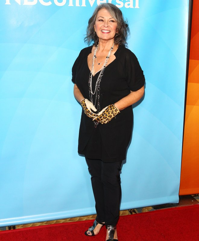 how did roseanne barr lose weight photo - 1