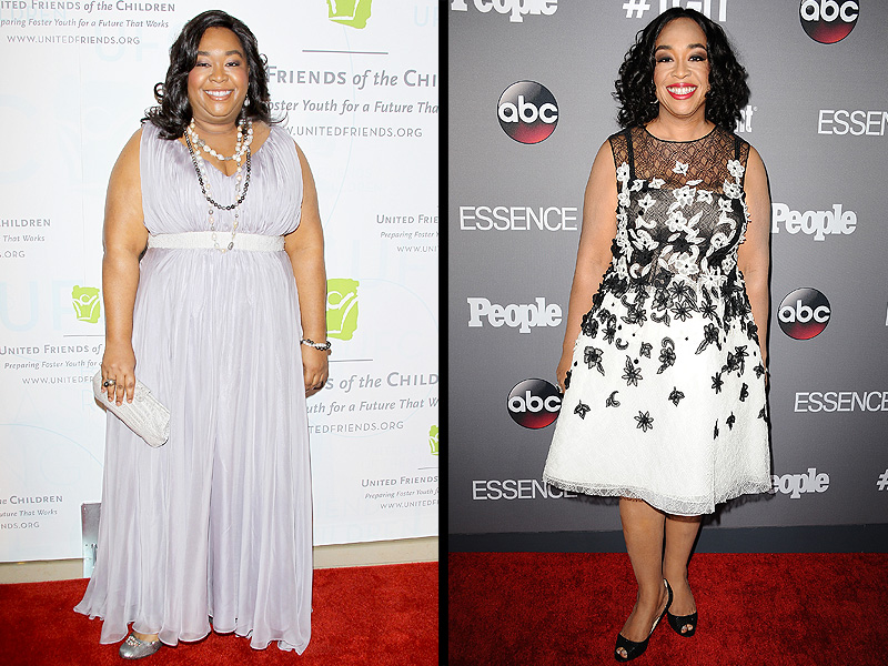 how did shonda rhimes lose weight photo - 1