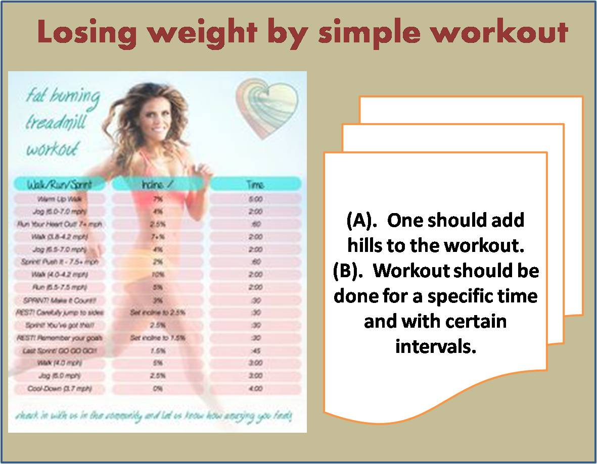 how long should a workout be to lose weight photo - 1