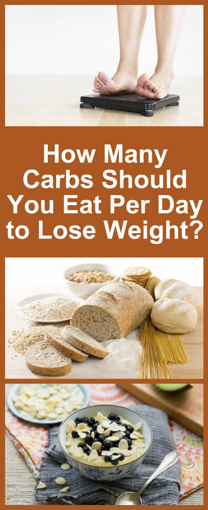 how many carbs a day to lose weight photo - 1