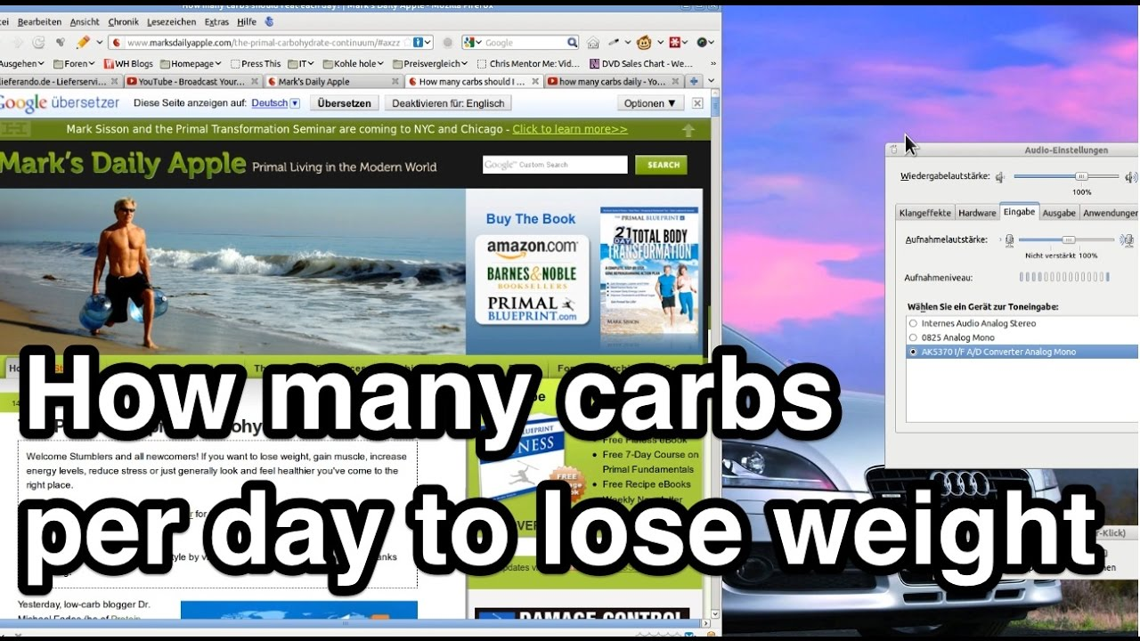 how many carbs to lose weight photo - 1