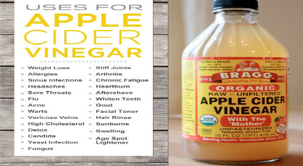 how much weight can i lose drinking apple cider vinegar photo - 1