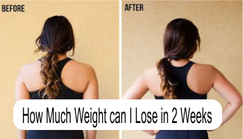 how much weight can i lose in 4 weeks photo - 1