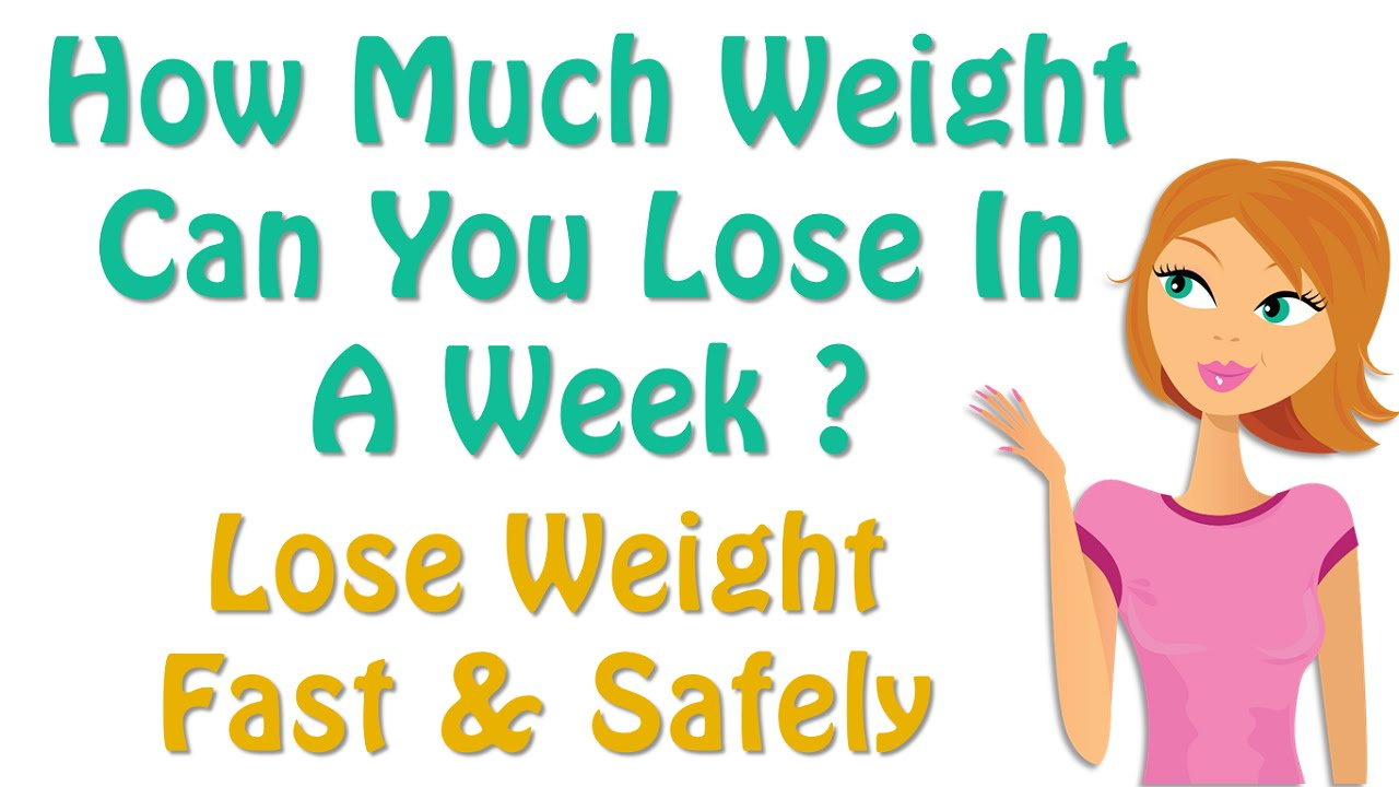 how much weight can i lose in a week by fasting photo - 1