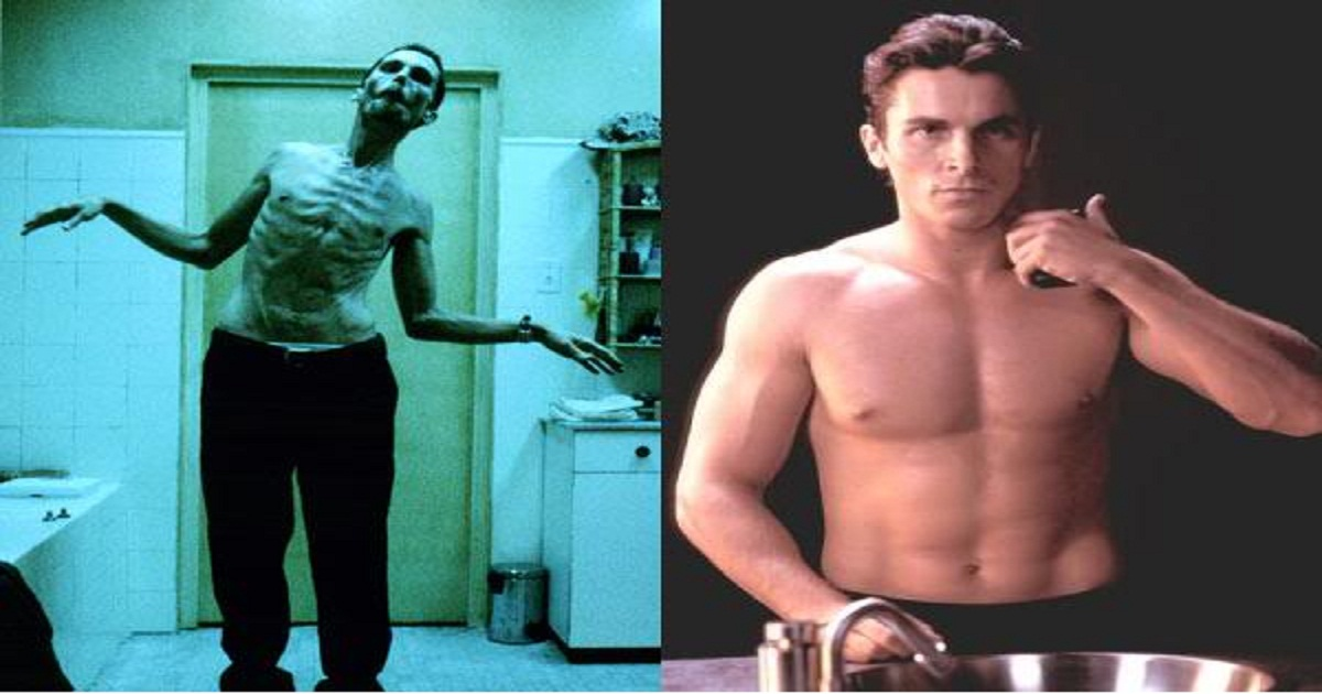 how much weight did christian bale lose for the machinist photo - 1