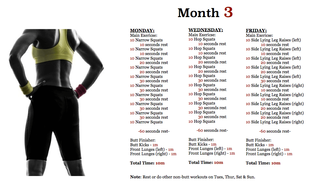 how to lose weight and build muscle in one month photo - 1